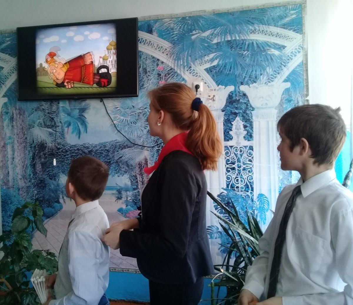 Трансляция видеоматериалов